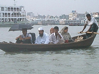 Dhaka commuters
