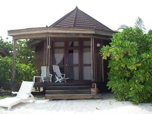 Villa at Komandoo